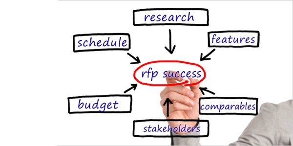 Organize and Write A Website RFP
