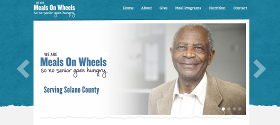 Meals On Wheels of Solano County SafeHouse Web WordPress
