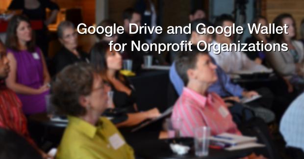 google-drive-wallet-nonprofit-npo-donor-tools