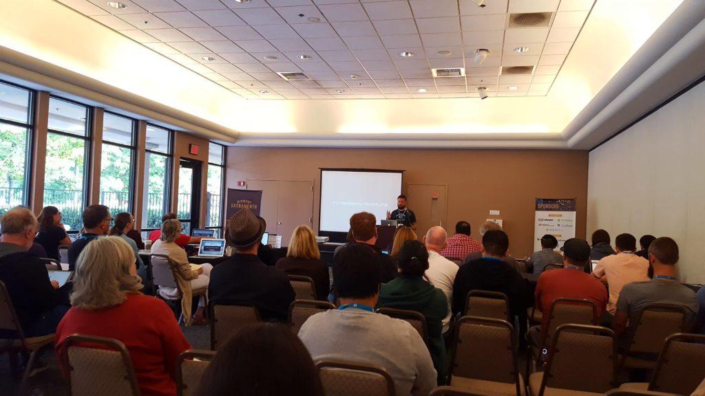 WordCamp Sacramento 2016 highlights