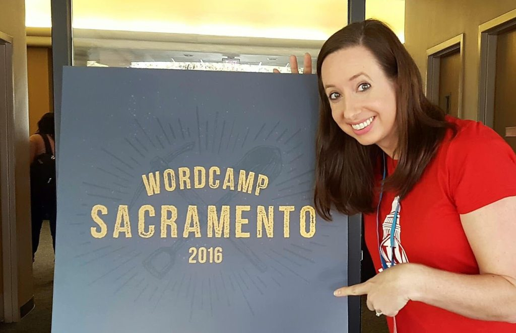 WordCamp Sacramento 2016 marketing