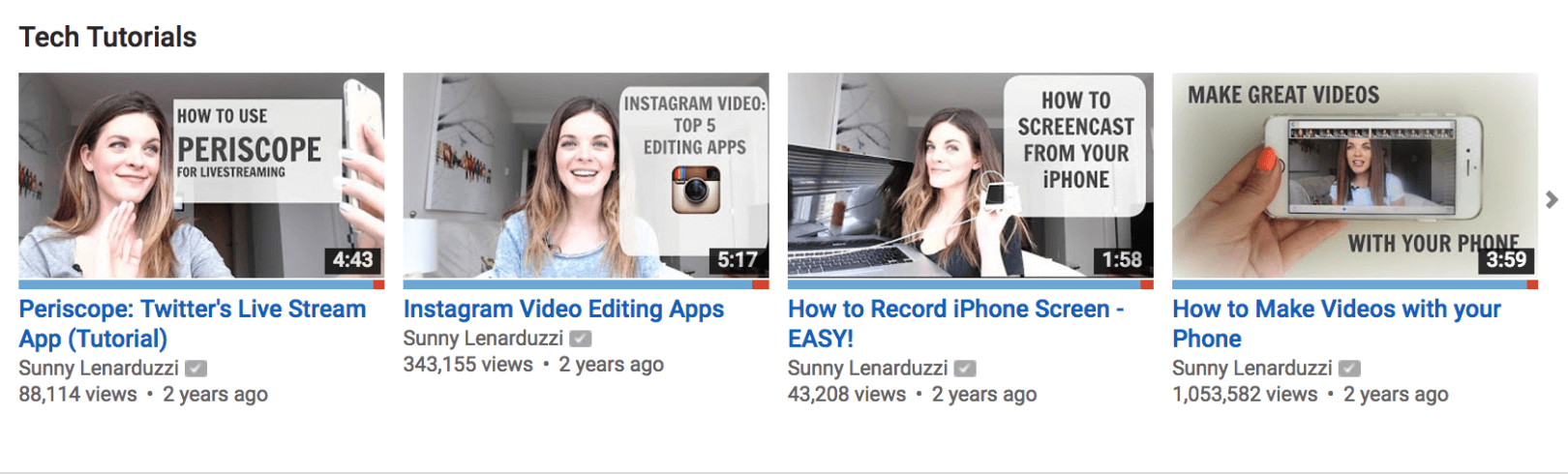 Brand your YouTube video content with company logo and messaging