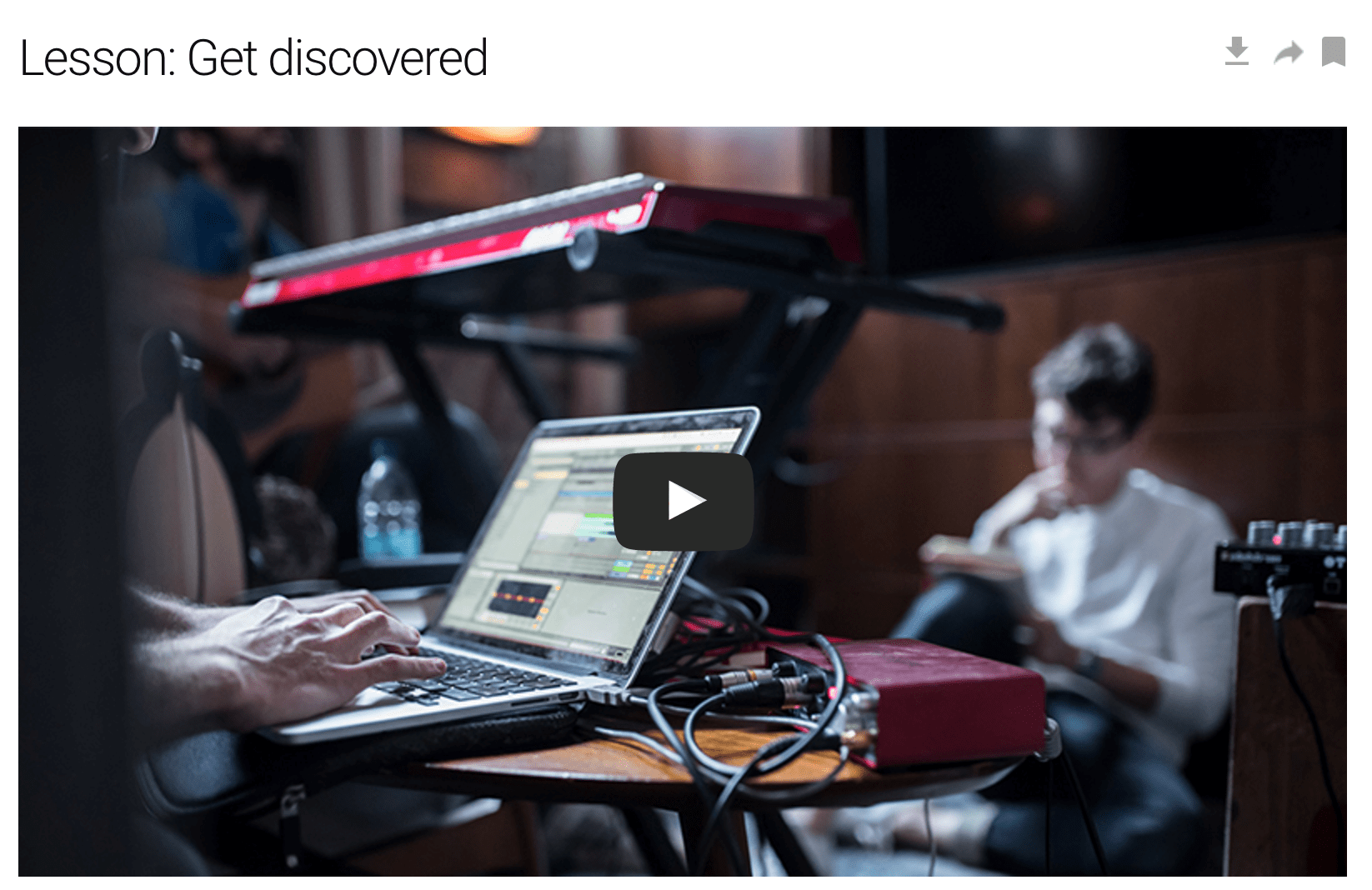YouTube Get Discovered video content tool for better brand marketing