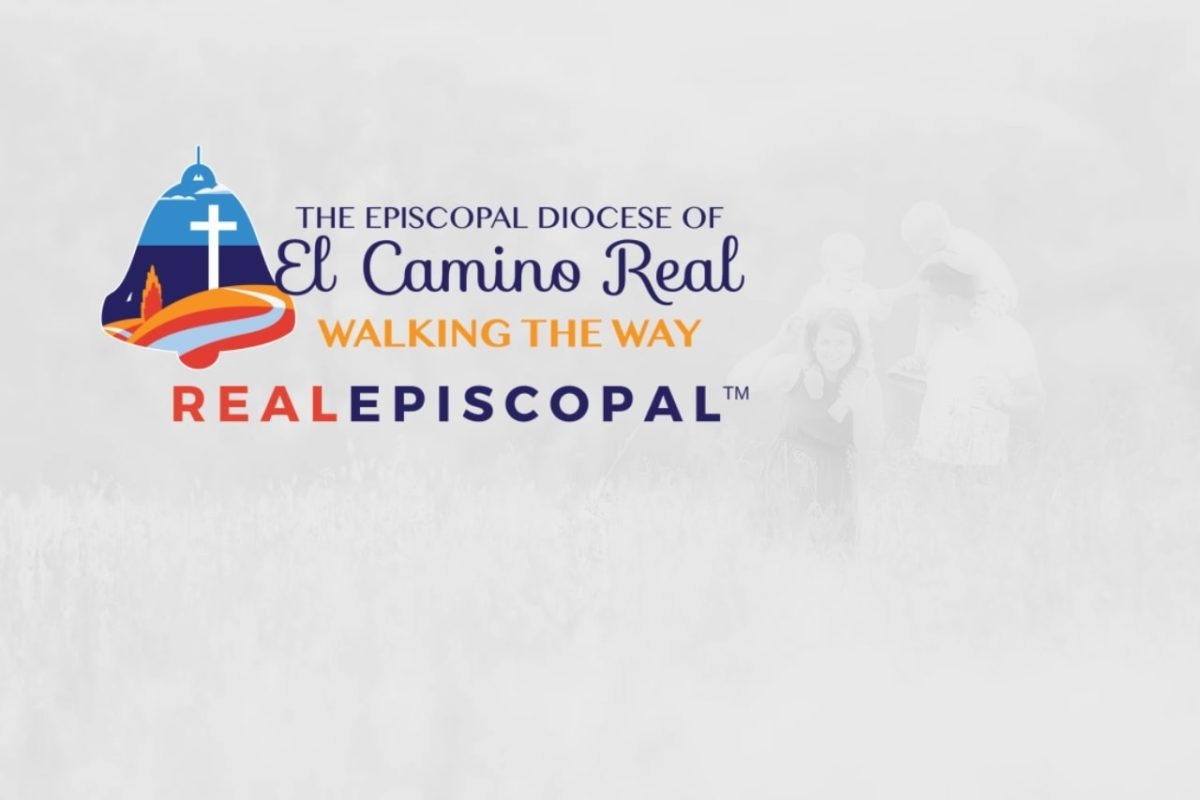 Trademarked logo design for branding of Diocese of El Camino Real