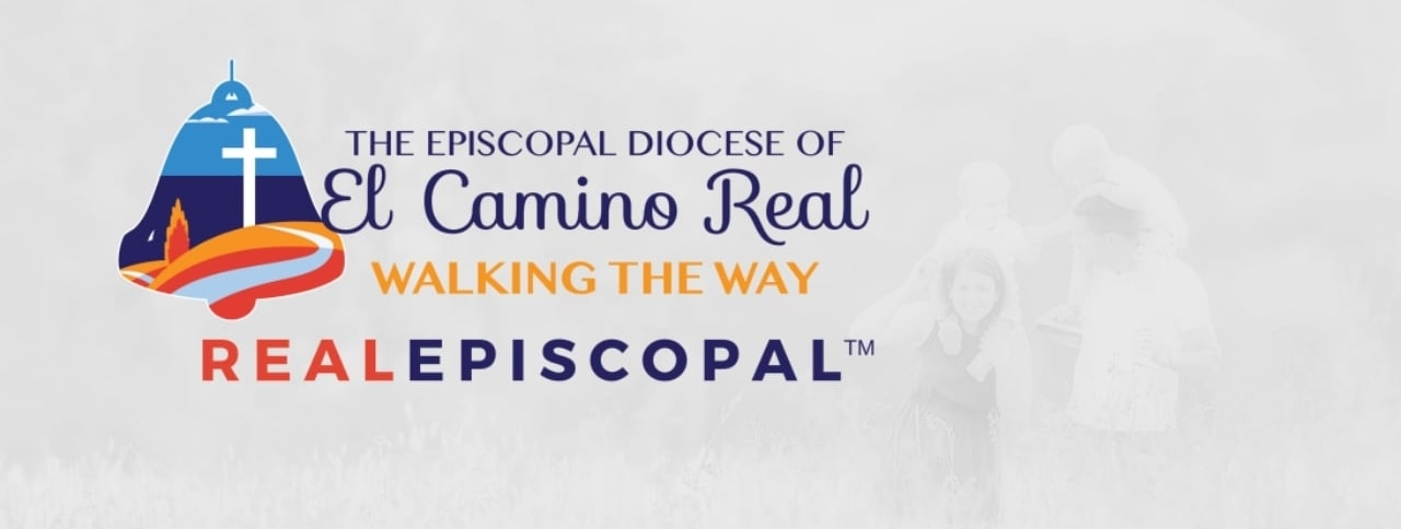 Branding and identity design for Diocese of El Camino Real