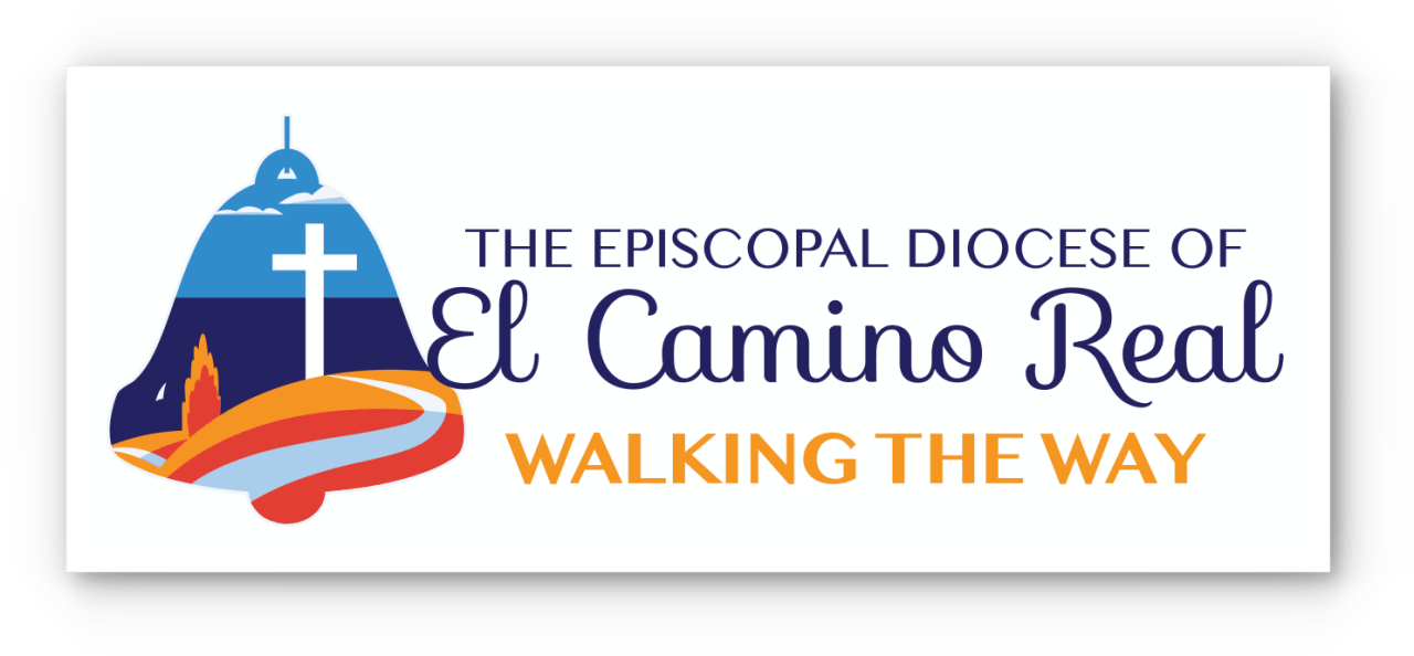 Logo design for Episcopal Diocese of El Camino Real