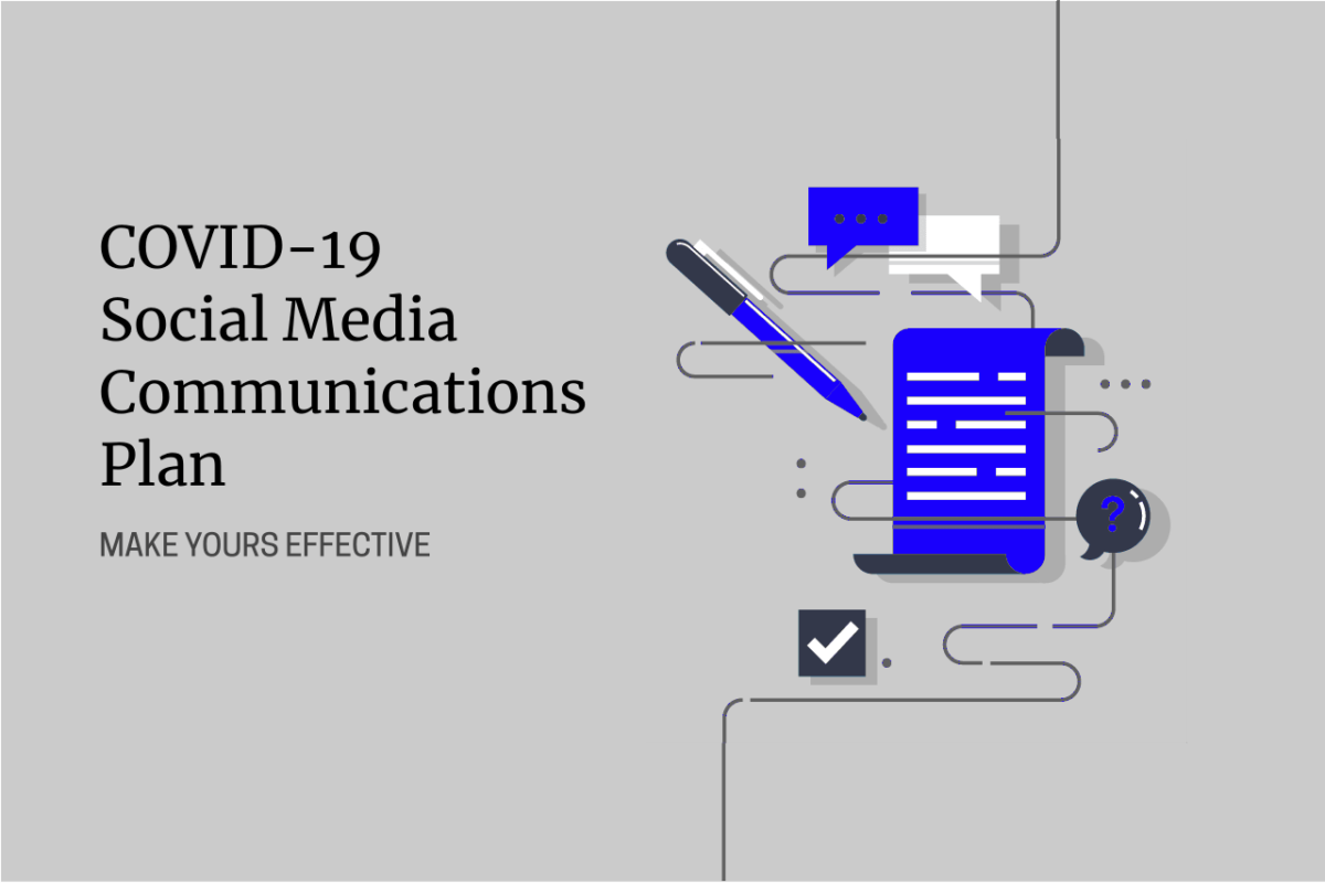 COVID-19 Social Media Communications Plan